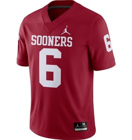 Jordan Men's Jordan Baker Mayfield #6 Jersey