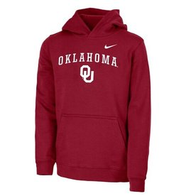 Nike Youth Nike Stadium Club Fleece Pullover Hoody