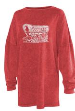 "Chicka-d Women's Schooner ""Big Shirt"""