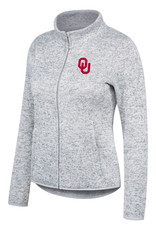 TOW Women's TOW Tailgate Full Zip Jacket Oxford Grey