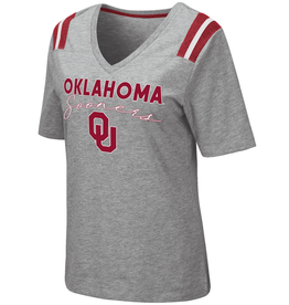 Colosseum Women's Colosseum Oklahoma Sooners The City S/S Tee