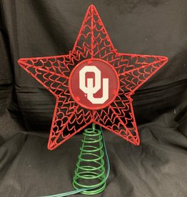 The Memory Company Memory Company OU Metal Star Tree Topper