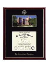 Church Hill Church Hill Campus Scene Galleria Diploma Frame Bachelor's/Master's