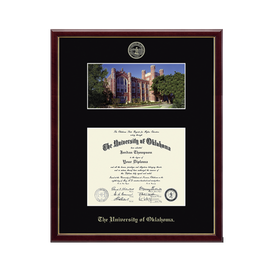 Church Hill Church Hill Campus Scene Galleria Diploma Frame Bachelor's/Master's