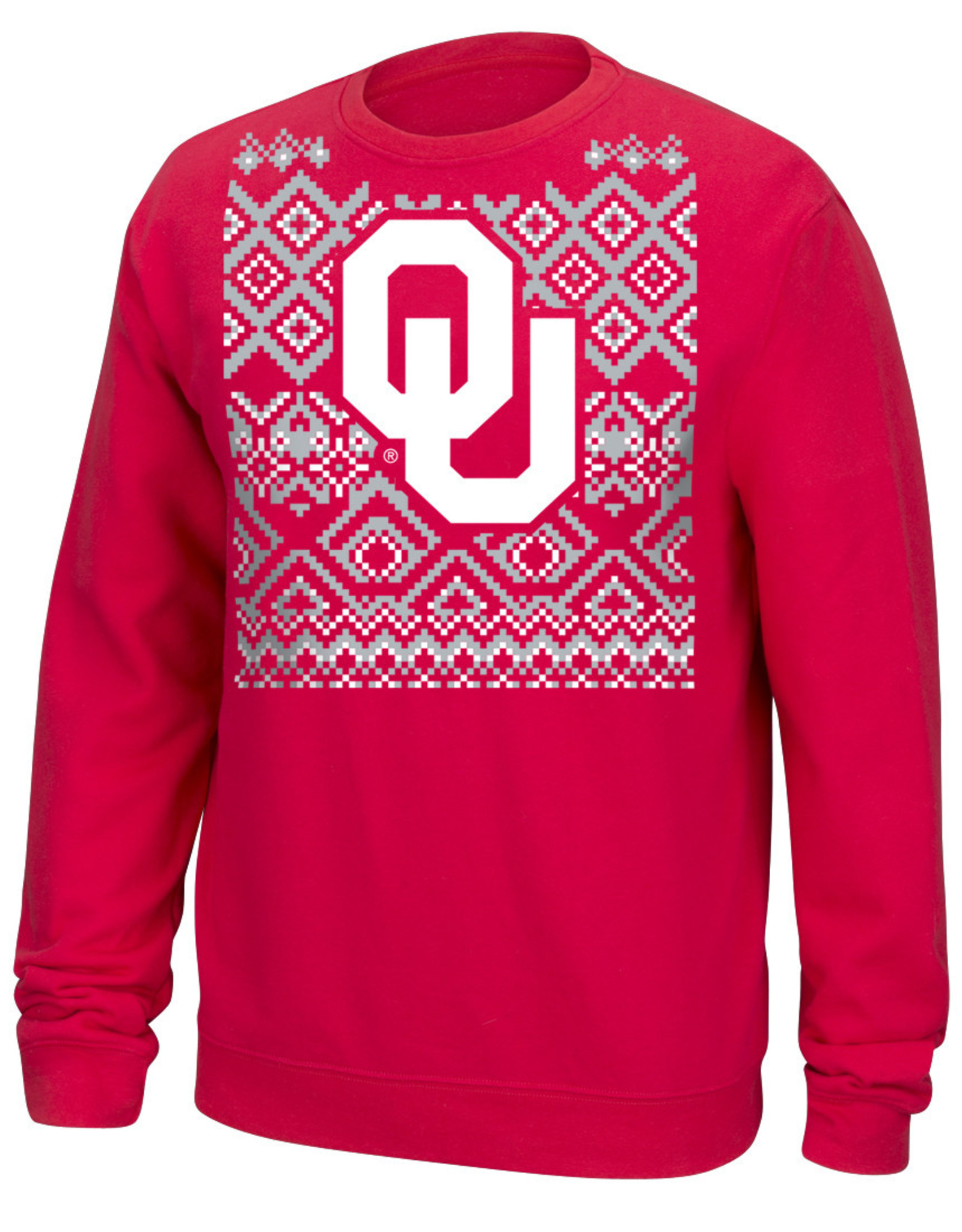 """TOW TOW Snowflake """"Ugly Sweater"""" Crew"""