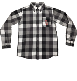 Colosseum Men's Colosseum Bluth Plaid Flannel Shirt