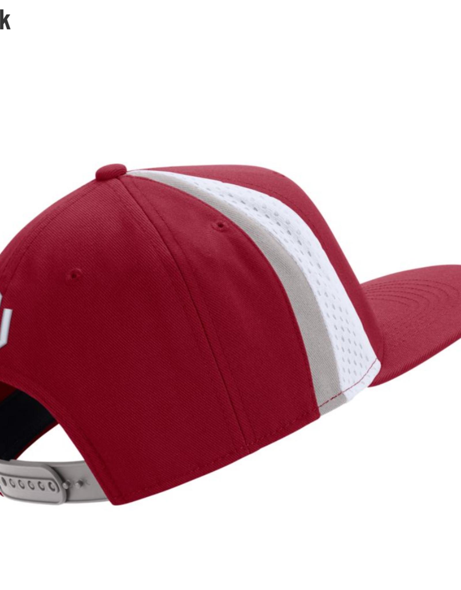 Jordan Men's Jordan Brand Nike Pro Flat Bill, Snap Back Adjustable