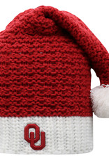 "TOW TOW Women's Joy ""Santa"" Slouch Two-Tone Knit Hat"
