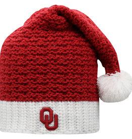 "TOW TOW Women's Joy ""Santa"" Slouch Two-Tone Knit Hat"