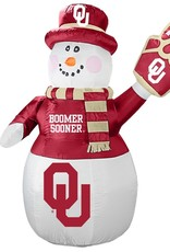 Topperscott OU 7 Ft. Tall Inflatable Snowman
