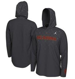 Jordan Jordan Brand Playoff Bound T-shirt Hoody-Anthracite