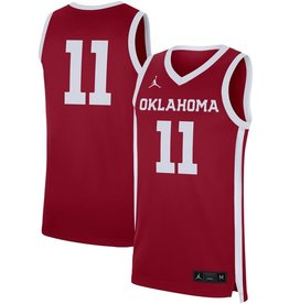 Jordan Men's Jordan Brand Replica Basketball Jersey (#11)