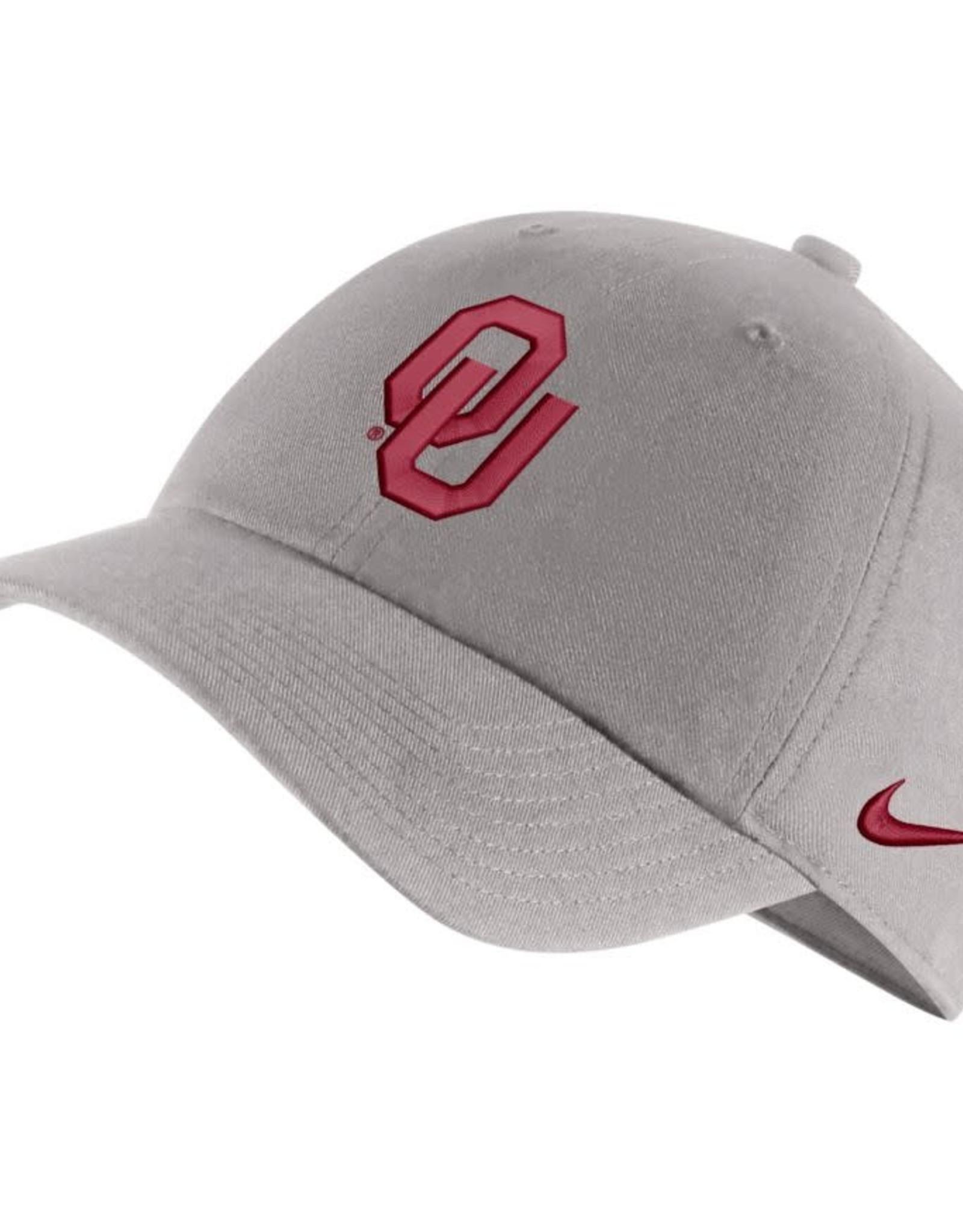 Nike Men's Nike H86 Pewter Gray OU Hat