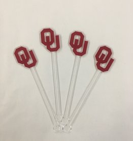 Acrylic Sticks Co. Acrylic Stir Sticks-OU (pkg. or 4)