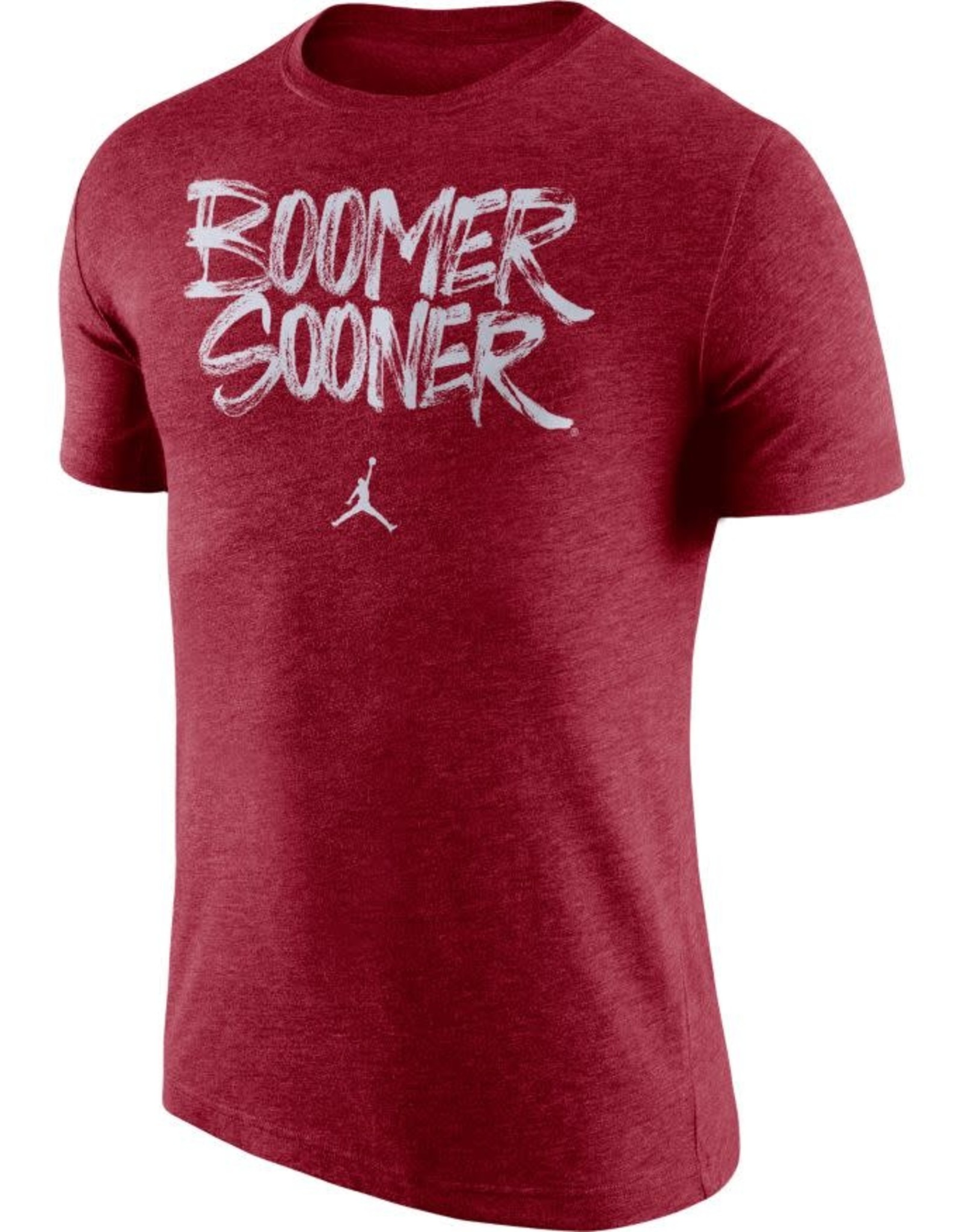 Jordan Jordan Men's Boomer Sooner Tri Verb Tee