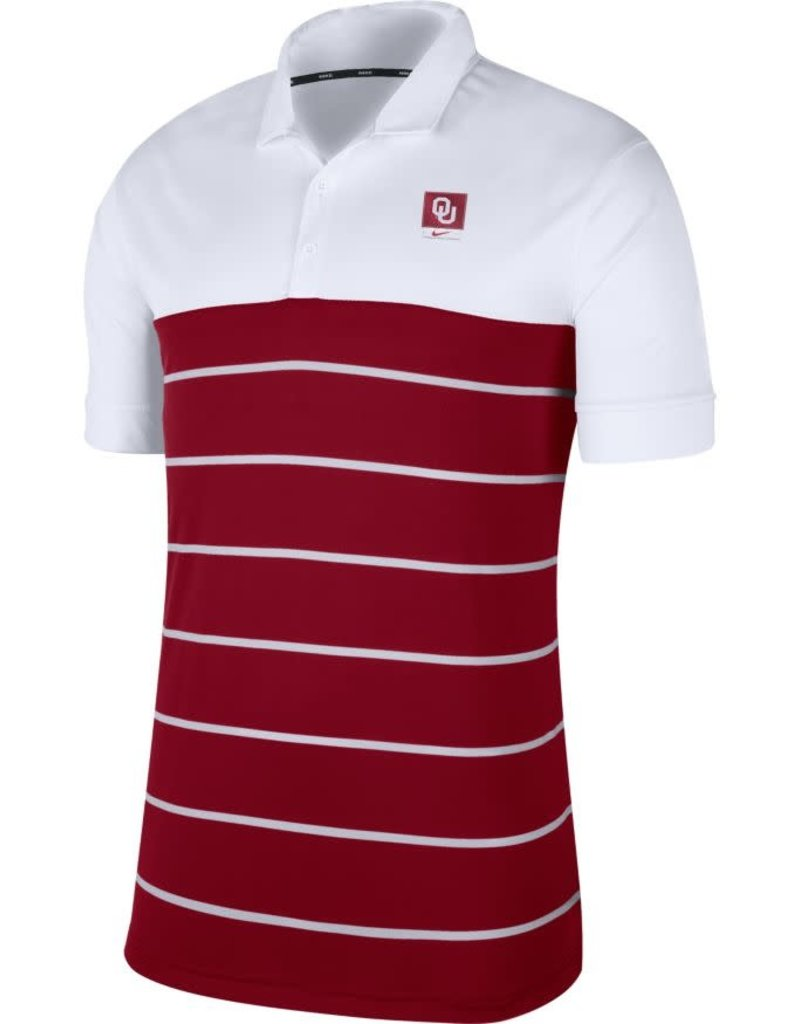 Nike Men's Nike OU Wide Striped Polo