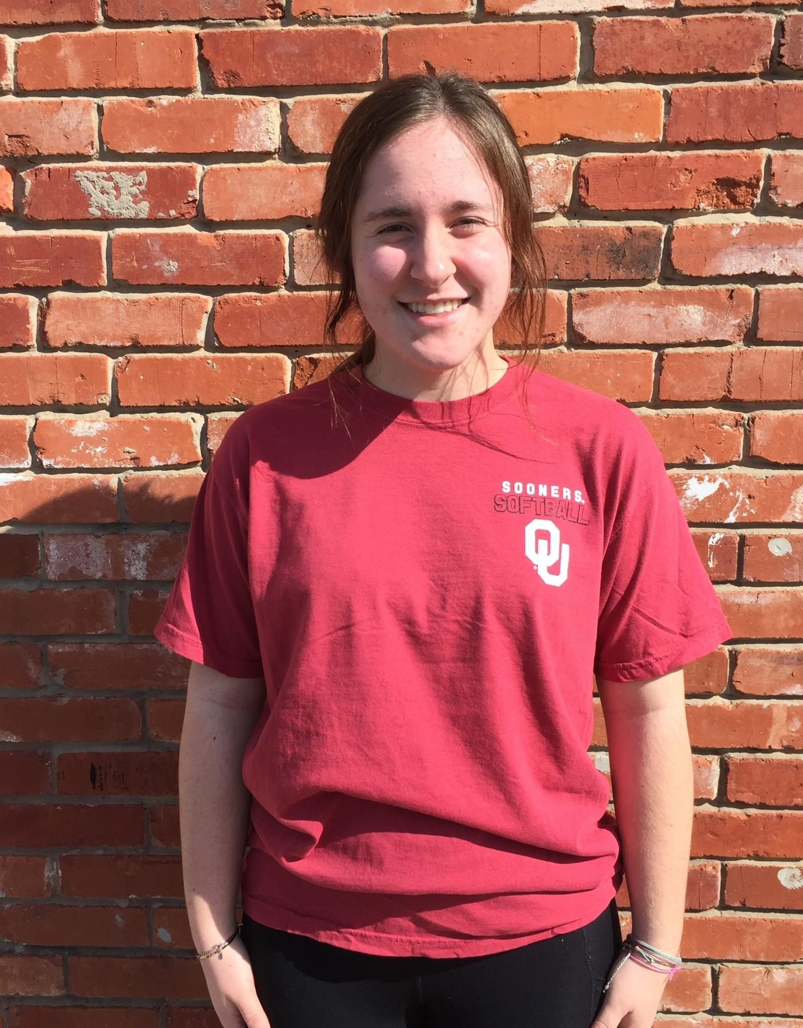 Comfort Colors Comfort Colors OU Softball Shirt
