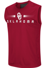 Colosseum Colosseum Men's Oklahoma Gergich Sleeveless Tee