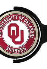 Grimm Rotating Round Bubble OU Lighted Sign (online store)