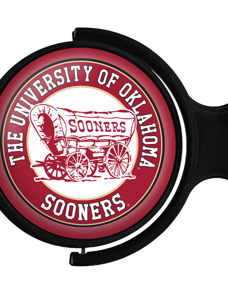 Grimm Rotating Round Bubble Schooner Lighted Sign (online store)