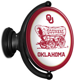 Grimm Rotating Oval Bubble Schooner Lighted Sign (online store)