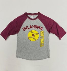 Little King Youth Little King Softball Tee
