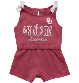 Colosseum Infant Girls Haparoo Romper