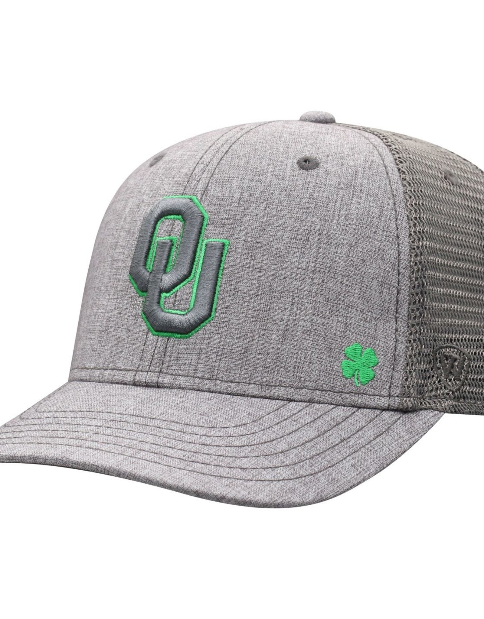 Top of the World TOW Oklahoma St Patty Adjustable Two-Tone Cap