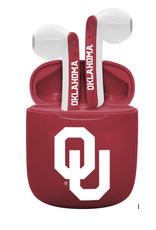 College Pods OU College Pods Bluetooth Earbuds