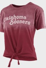 Pressbox Women's Pressbox Oklahoma Sooners California Dreamin' Tee