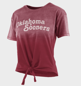 Pressbox Women's Pressbox Oklahoma Sooners California Dreamin' Tee