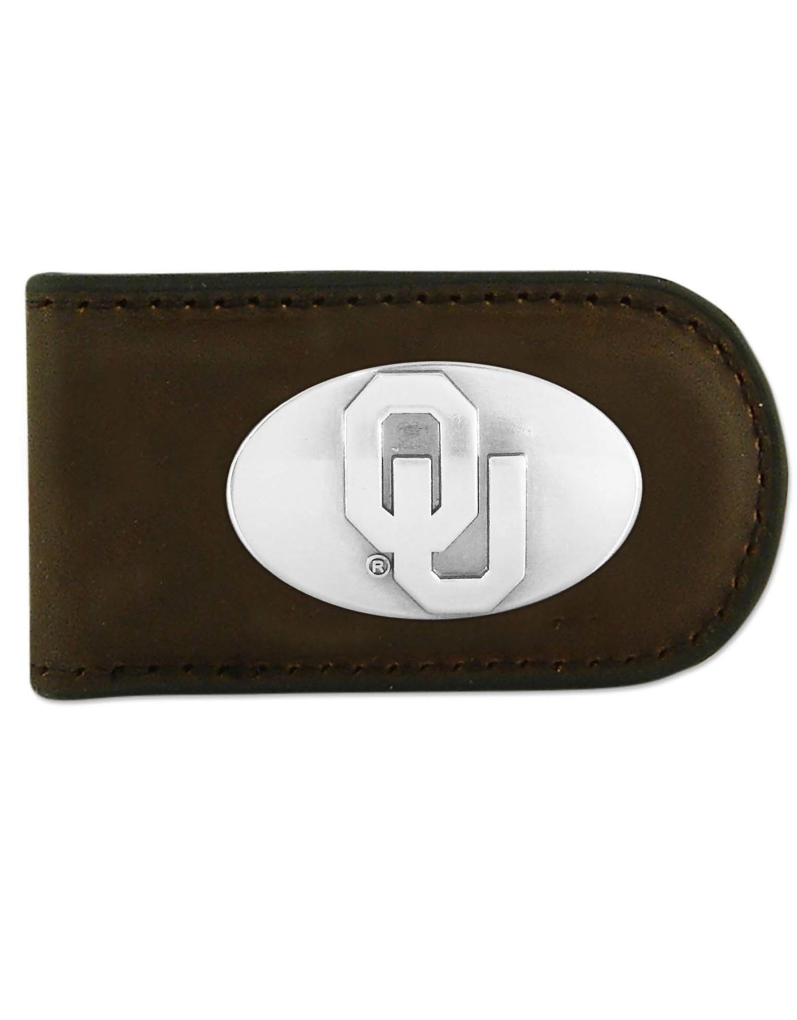 Zep-Pro Zep-Pro Magnetic Money Clip Brown
