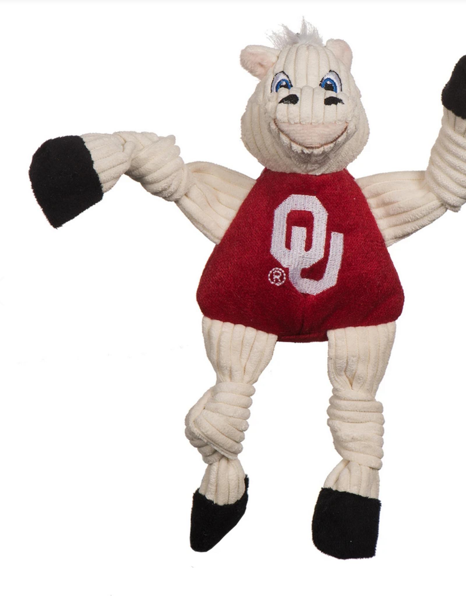 "Huggle Hounds OU Knottie Huggle Hounds Dog Toy Large (15"")"