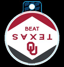 Blue 84 Blue 84 Beat Texas Sticker