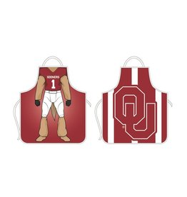 Team Sports America OU Double Sided Apron