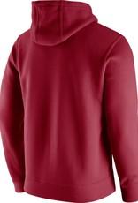 Nike Men's Nike OU Crimson Pull-over Club Fleece Hoodie