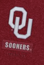 Nike Men's Nike OU Sooners/Norman Solid Polo Crimson