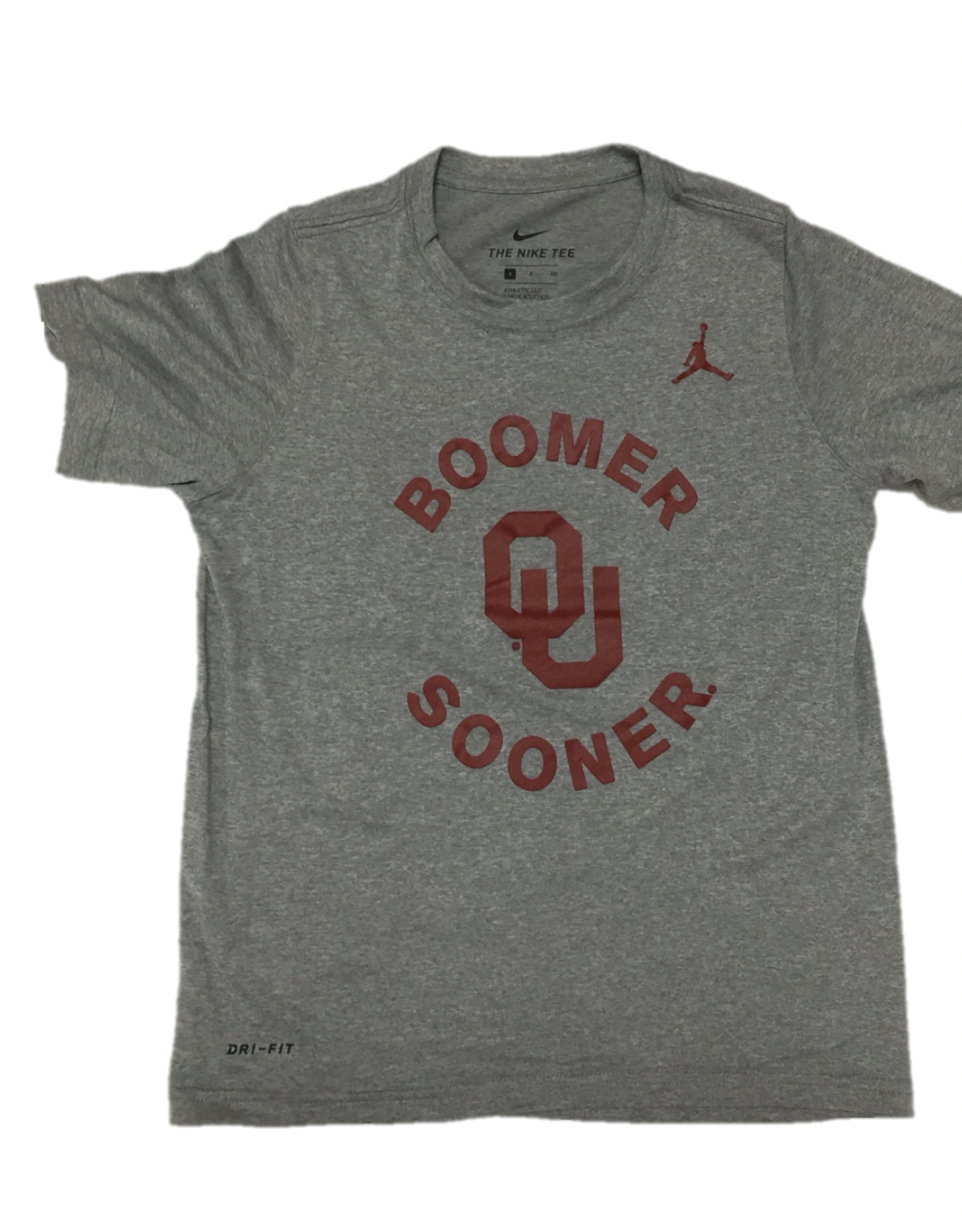 Nike Toddler Nike Dri-Fit Legend OU Boomer Sooner Tee