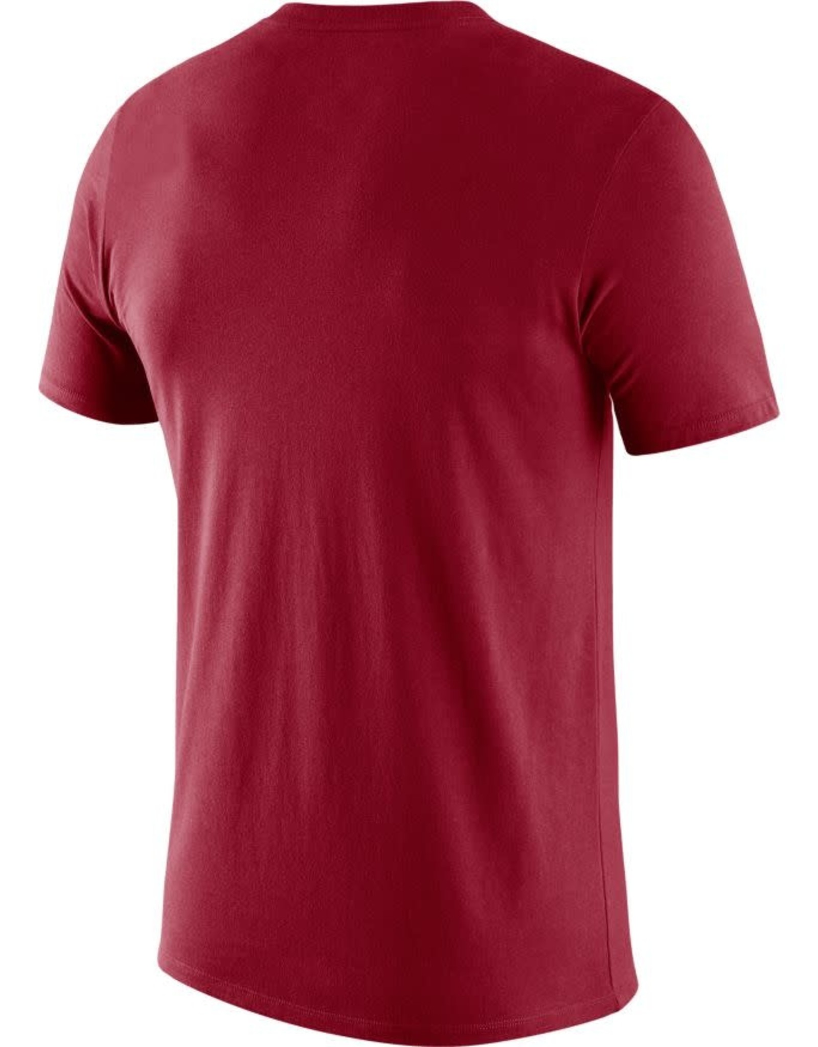 Nike Men's Nike Dri-Fit Cotton Boomer Sooner Phrase Tee Crimson