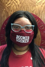 Fanatical Fanatical Boomer Sooner Face Mask