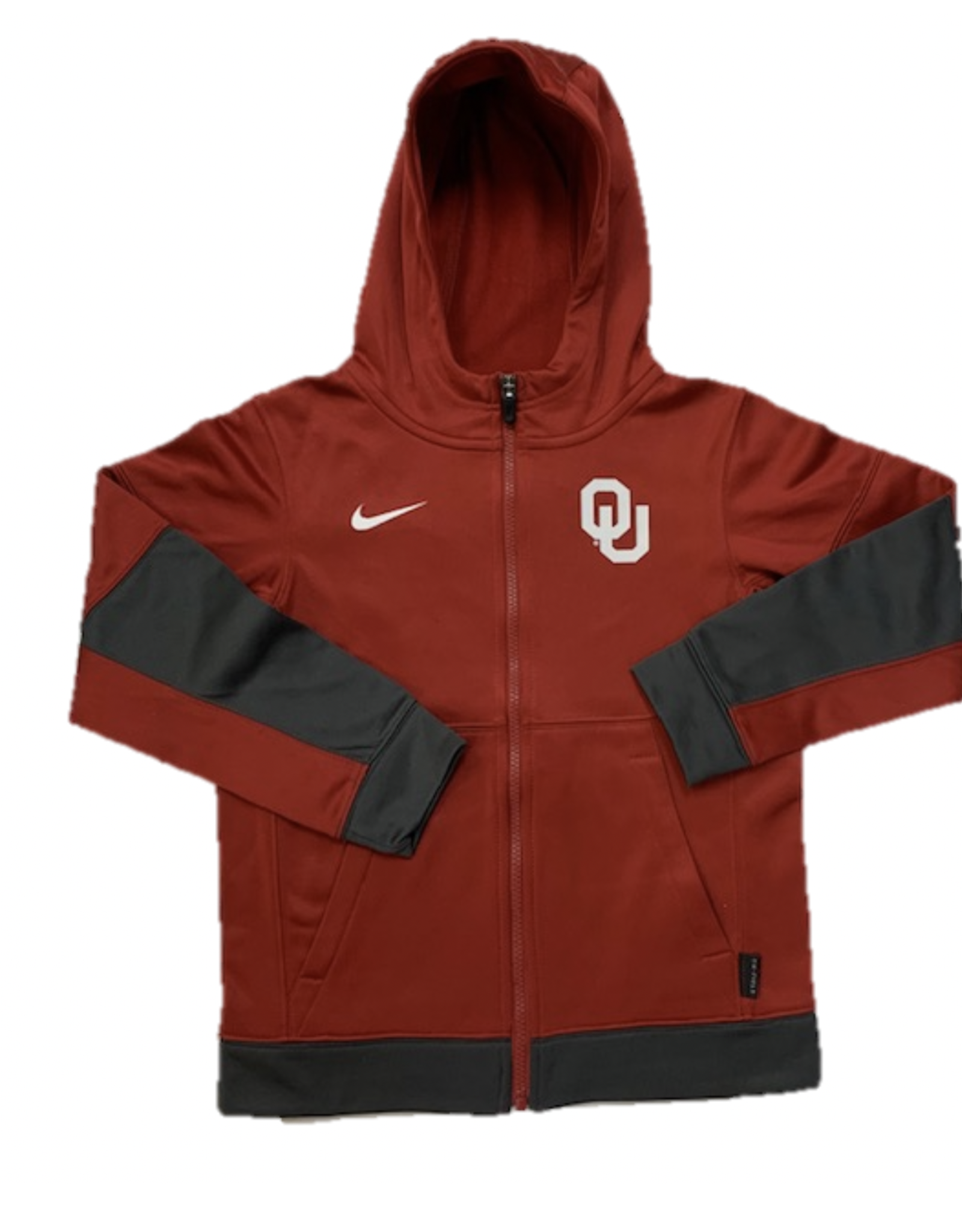 Nike Youth Nike Dri-Fit Therma Full Zip Hoodie