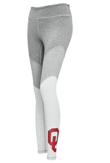ZooZatz ZooZatz Oklahoma Gray Fade Legging