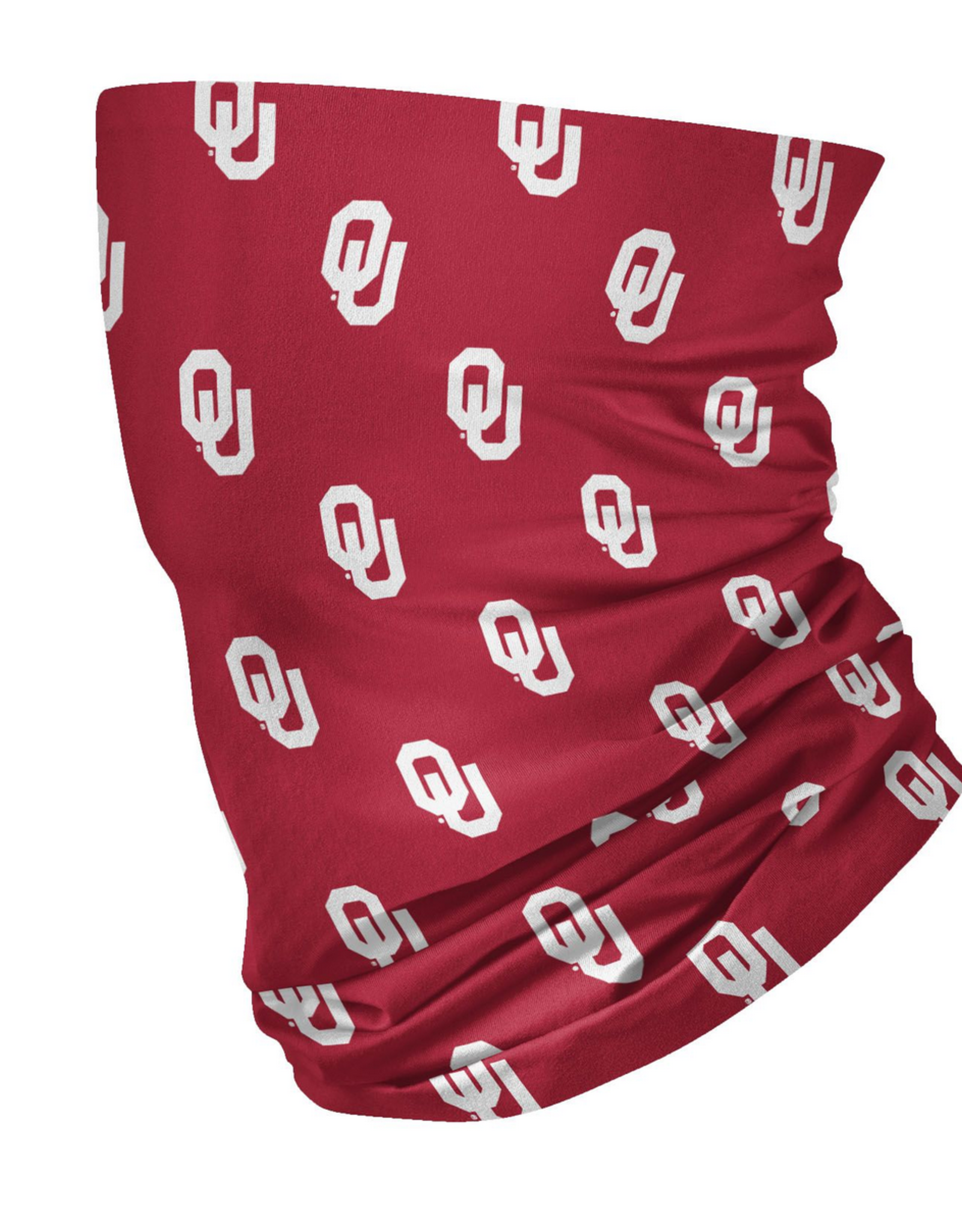 Forever Collectibles Adult OU Mini Print Neck Gaiter