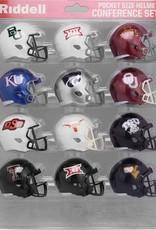 Riddell Big 12 Speed Pocket Helmet Set