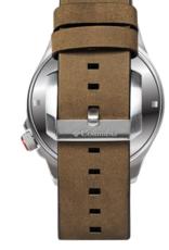 Columbia Columbia OU Canyon Ridge 3-Hand Date Saddle Leather Watch