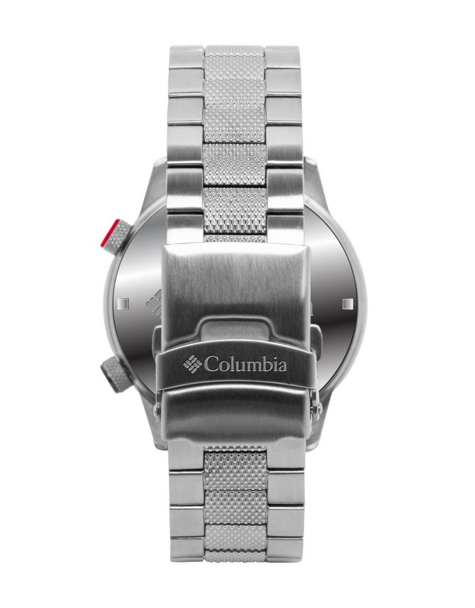 Columbia Columbia OU Outbacker 3-Hand Date Stainless Steel Watch