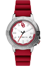 Columbia Columbia OU Peak PatroL 3-Hand Date Silicone Watch