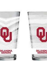 LXG LXG Printed OU Oklahoma Sooners Pint Glass