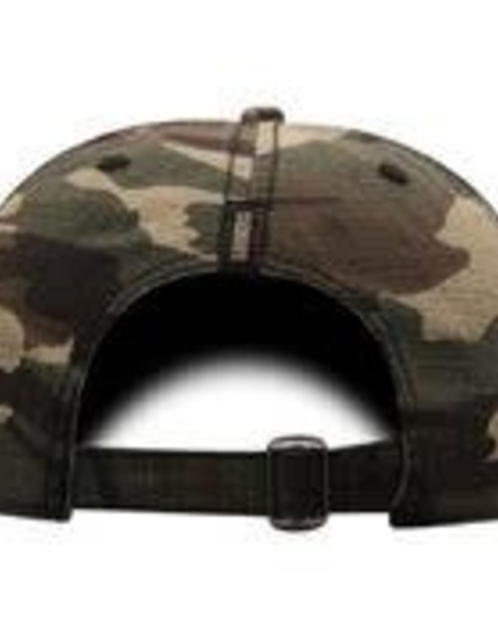 Top of the World TOW Oklahoma Flagdrab Adjustable Camo Hat