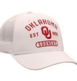 Top of the World TOW Oklahoma Sooners Home 1 Adj. Mesh Back Hat
